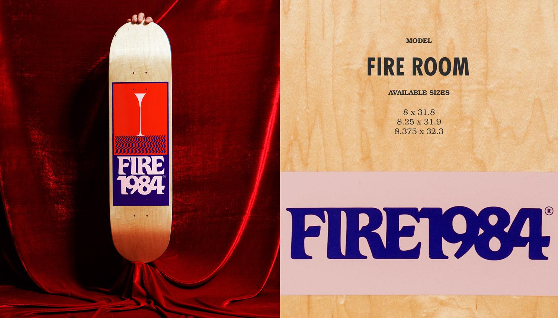 Fire1984 Deck / Fire Room