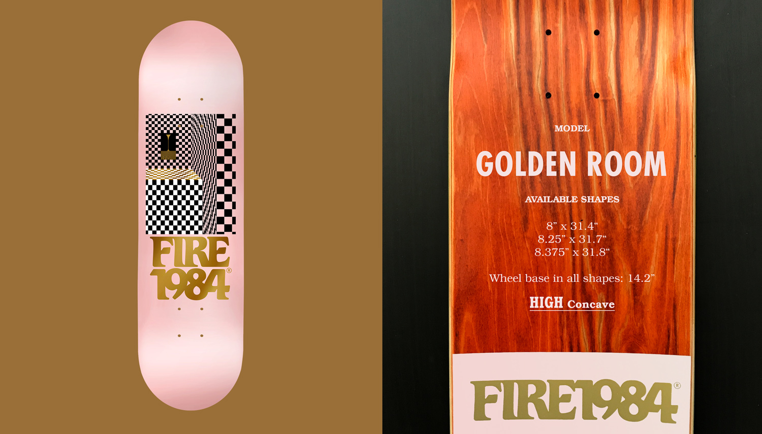 FIRE1984 catalog 20171 deck golden room